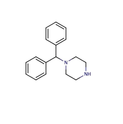 Benzhydryl Piperazine 841-77-0