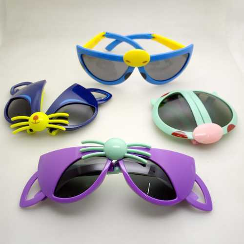 9837e4296c Kids Foldable Sunglasses