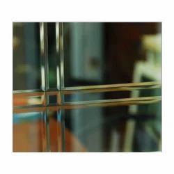 V-Groove Glass