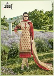 Ishaal Prints Gulmohar Vol 9 Lawn Printed Ladies Suits