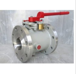 Pneumatic Jacketed Ball Valve