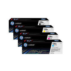 HP 128A CE322A  Yellow Toner Cartridge