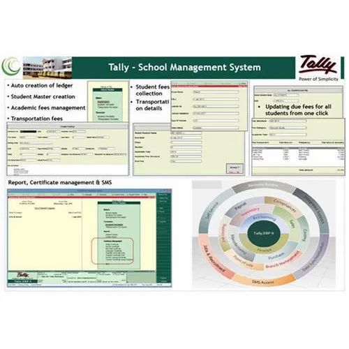 Tally School Management System