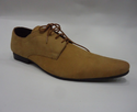 Pin Point Casual-Tan Shoes