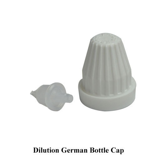 Dilution German Bottle Cap
