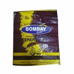 Decorative Cement Bags