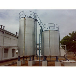 Stainless Steel Fabricated Tank