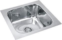 Single Bowl Kitchen Sinks