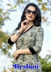 Reshmi Kurti by Tanuza