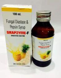 Fungal Diastase 50mg Pepsin 10 Mg