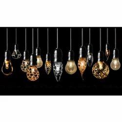 Warm White Decorative LED Bulb, 220-240 V