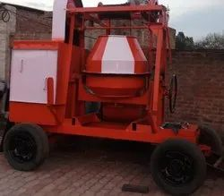 SAI Cement Concrete Mixer With Lift