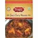 Trupti Saoji Curry Masala, 50g, Packaging: Packet