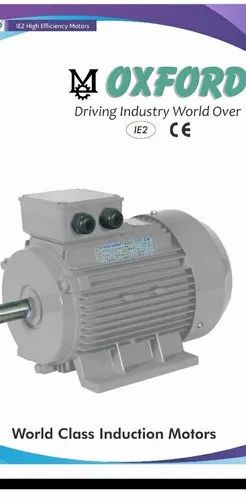 Oxford Three Phase Industrial Motor
