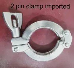 2 Pin Clamp 304