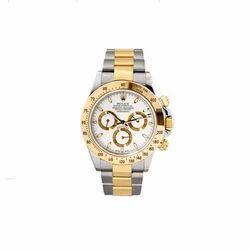 Mens Rolex Daytona Watch Two Tone Watch