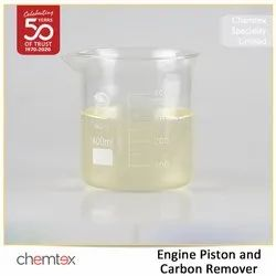 Engine Piston and Carbon Remover