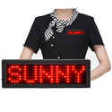 LED Name Badge