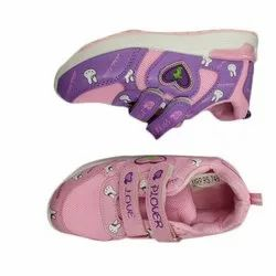 Baby Pinky Shoes, Size: 32-37, Packaging Type: Box