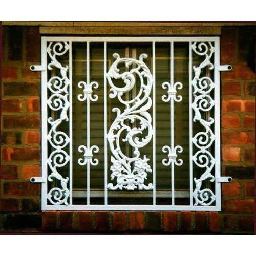 Modern Window Grills At Rs 250 Square Feet Window Grills Id