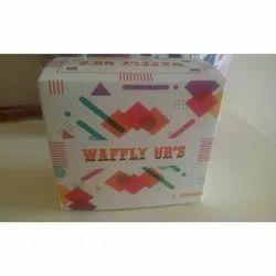 Waffle Paper Box