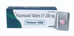 Fluconazole 200mg Tablet