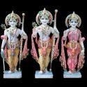 Marble God Ram Darbar