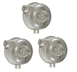 Sensocon USA Differential Pressure Switch Series 104 - 1