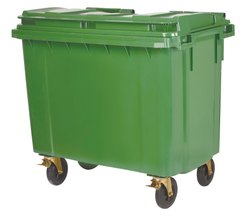Industrial Plastic Dust Bins