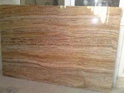Travertine Onyx Marble Slab, Usage/Application: Kitchen Top
