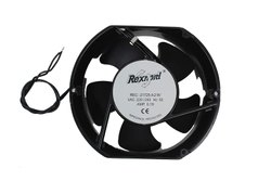Rexnord Panel Cooling Fan REC 21725 A 2W, Size: 6