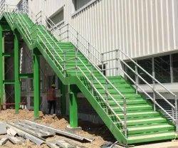 Industrial Aluminum Handrail
