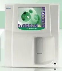 Fully Automatic Haematology Analyzer Veterinary Hematology, For Hospital, Model Name/Number: Abx Micros Esv 60