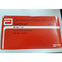 Genticyn 80 mg/ 2ml (Gentamicin Injection  I.P.)