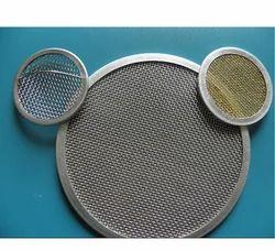 Mesh Filter Disc