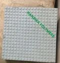 Rubberized Pvc 18 Flat Squares Tile Mould, Model Name/number: Hp 205b