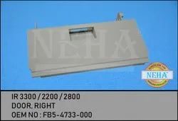 IR 3300 / 2200 / 2800  Door, Right OEM No : FB5-4733-000