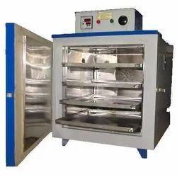Mild Steel Hot Air Oven