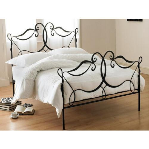 best cheap 08bf4 54fc3 Desginer Wrought Iron Bed