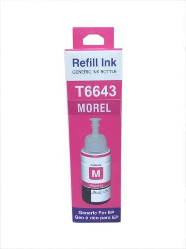 Morel T6643 L100 / L110 / L200 / L210 / L300 / L350 / L355 / L550 Ink, Packaging Type: Bottle