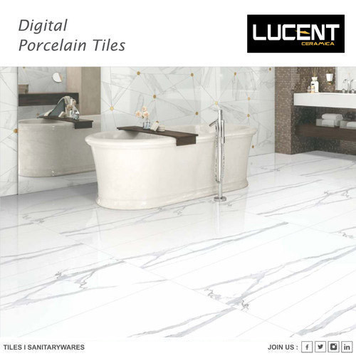 Lucent Multicolor Porcelain Floor Tiles