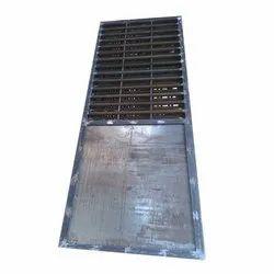 Mild Steel Door, Hinged