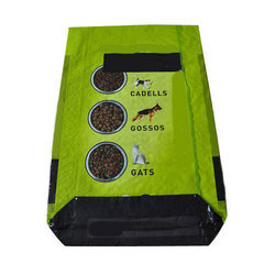 BOPP Laminated Fabric Bag