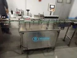 Sticker Labeling Machine- Single Side