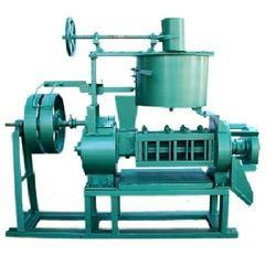 5-10 Oil Expeller Machine, Capacity: 5-20 Ton/day