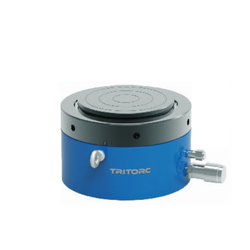 Single Acting Low Profile Lock Nut Hydraulic Cylinder