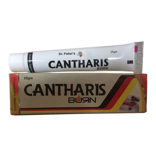 Cantharis Burn Ointment Pack Size 25 Gm Rs 59 Pack Id 19108355473