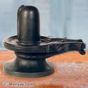 Marble Shivling Statues