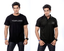 Polyester Casual Wear Custom T Shirt, Age Group: 15-50