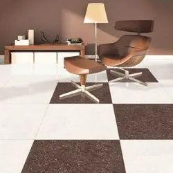 Commercial Building Double Charged Vitrified Tile Services, For Outdoor